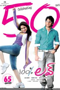 100% Love Box Office Collection